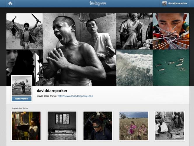 Instagram DDP